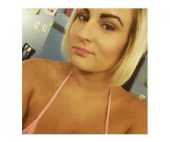 Blonde Bombshell Tess